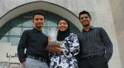 IIUM debaters win gold from New Zealand