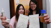 USM scientists win in Probiotics Research 2014