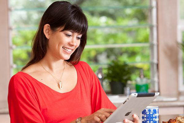make payments online and with other modes of payment