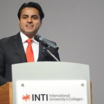 Rohit Sharma, CEO INTI International University & Colleges