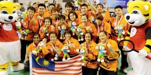Medals turned into scholarships if active in sports