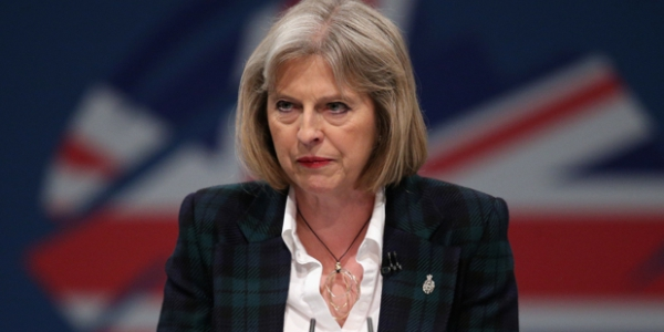 Theresa May UK PM