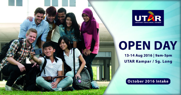 UTAR Open Day WP