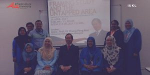 UKM Associate Professor Shares Expertise with IUKL