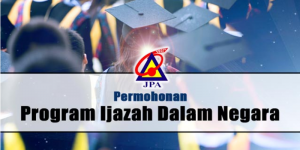 Program Ijazah Dalam Negara (PIDN) 2017 Will Open On June 13