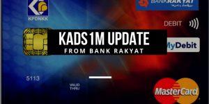 KADS1M Update From Bank Rakyat (July 14, 2017)