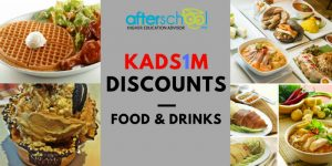 KADS1M : All Food & Drink Discounts Available In the Country