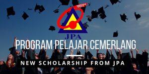 JPA Program Pelajar Cemerlang 2017 (PPC)