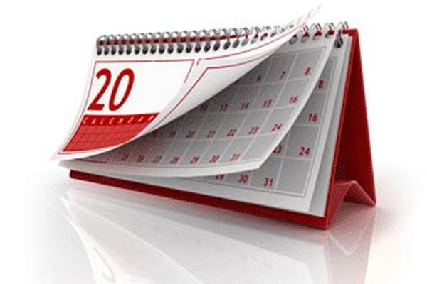 Tips tambahan untuk isi borang UPU - kalendar tarikh penting