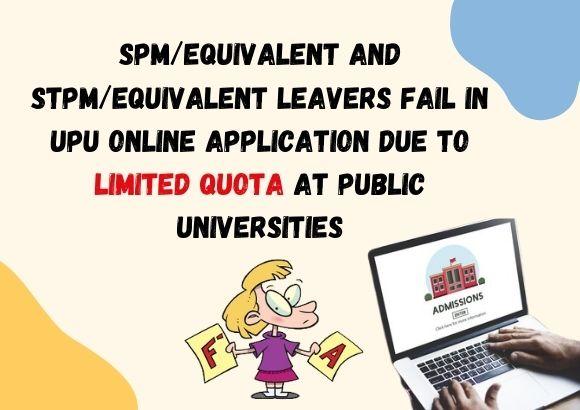 SPM/STPM Equivalent Leavers