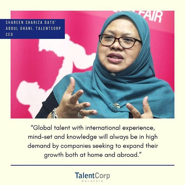 TalentCorp CEO